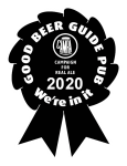 The Three Tuns Lower Halstow CAMRA Good Beer Guide 2020 Logo